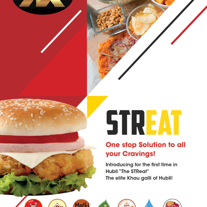 Streat Food Flyer