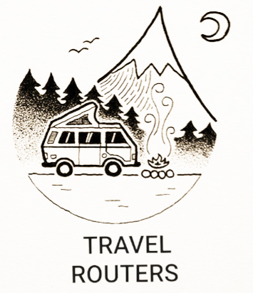 travel routers logo