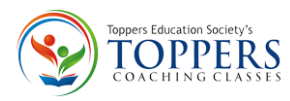 toppers coaching classes logo